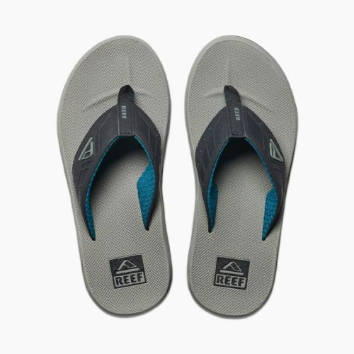 REEF MENS FLIP FLOPS.PHANTOMS WATER FRIENDLY ARCH SUPPORT THONGS SANDALS 8S 46 G